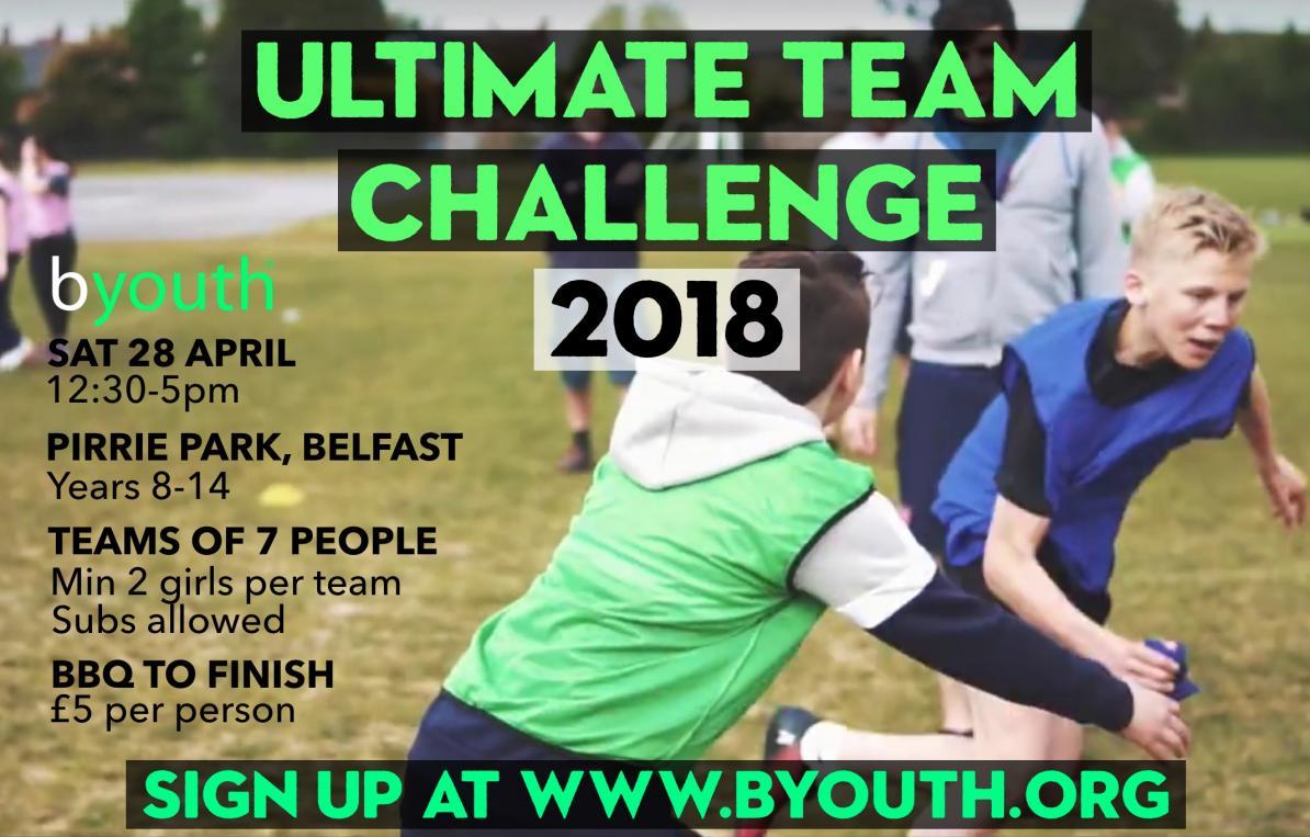 Ultimate Team Challenge 2018
